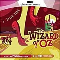 The Wizard Of Oz (CD-Audio, Unabridged ed)