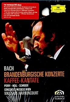 [수입] 바흐 : 브란덴부르크 협주곡, 커피 칸타타 (2DISC)