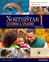 Northstar Listening and Speaking 1 with Interactive Student Book Access Code and Myenglishlab (Paperback, 4)