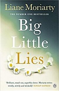 Big Little Lies : The No.1 bestseller behind the award-winning TV series (Paperback)