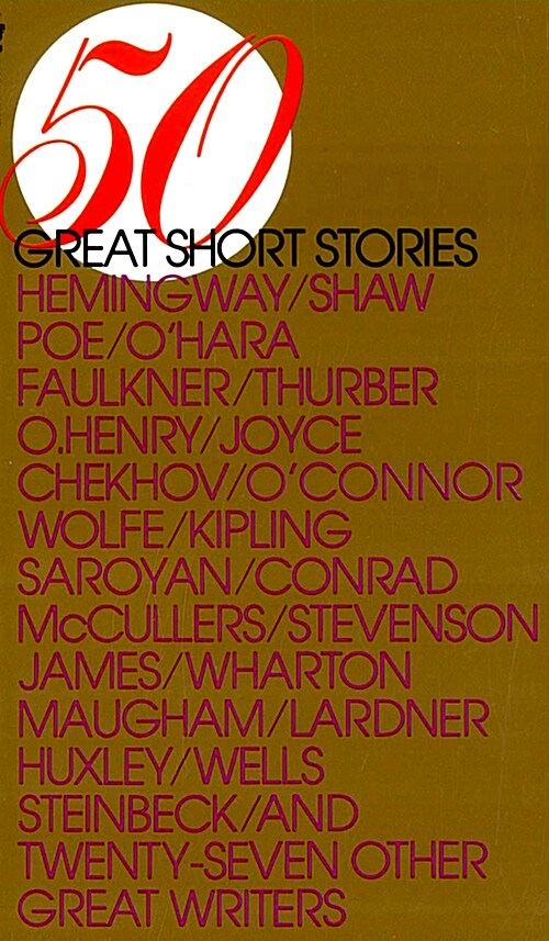 Fifty Great Short Stories (Mass Market Paperback)