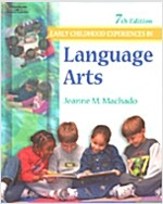 Early Childhood Experiences in Language Arts (Paperback)