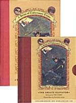 A Series of Unfortunate Events #06: The Ersatz Elevator (Hardcover + CD)