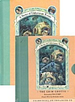 A Series of Unfortunate Events #11: The Grim Grotto (Hardcover + CD)