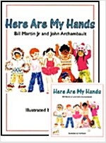 [노부영] Here Are My Hands (Boardbook + CD)