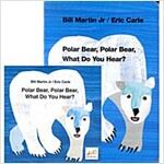 노부영 Polar Bear, Polar Bear, What Do You Hear? (Boardbook 원서 & CD) (Boardbook + CD)