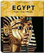Egypt: People, Gods, Pharaohs (Hardcover, 25th, Anniversary)