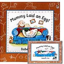 [베오영]Mummy Laid an Egg! (Paperback + 테이프)