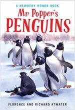 Mr. Popper's Penguins (Paperback)