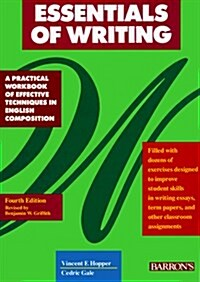 Essentials of Writing (Paperback, 4th)