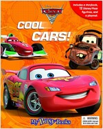 Disney/Pixar Cars 2 My Busy Book (미니피규어 12개 포함) (Board book)
