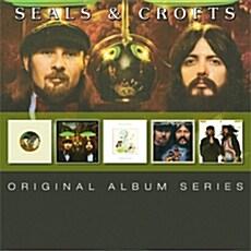 [수입] Seals & Crofts - Original Album Series [5CD Deluxe Edition]