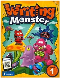 Writing Monster 1 : Student Book (Paperback)