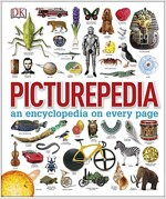 Picturepedia : An Encyclopedia on Every Page (Hardcover)