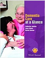 Dementia Care at a Glance (Paperback)