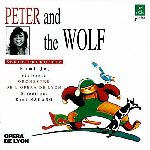 프로코피예프 : 피터와 늑대 / 생상 : 동물의 사육제 [재발매]