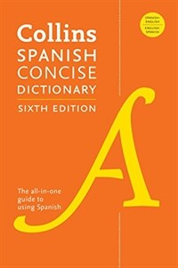 Collins Spanish Concise Dictionary (Paperback, 6)