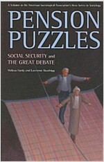 Pension Puzzles: Social Security and the Great Debate (Paperback)