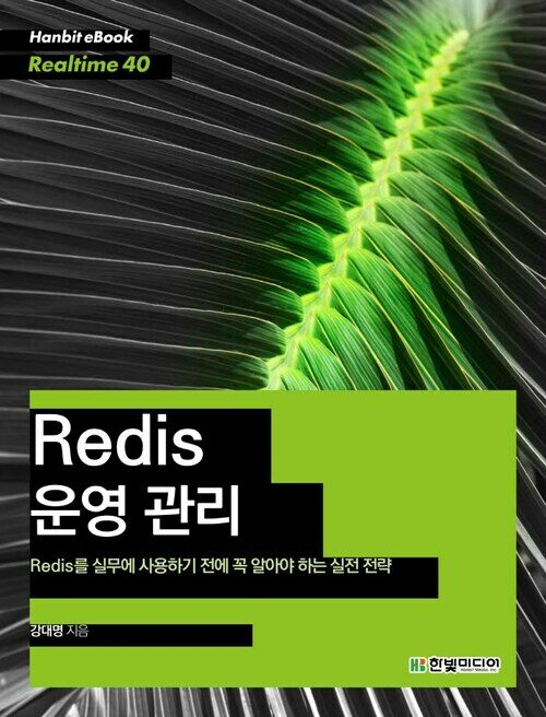 Redis 운영 관리