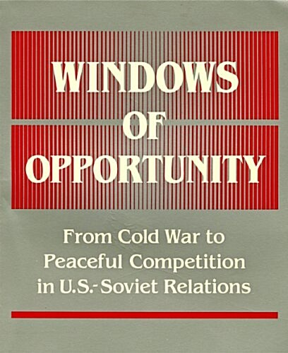 Windows of Opportunity (Paperback)