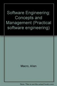 Software engineering : concepts and management