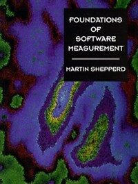 Foundations of software measurement