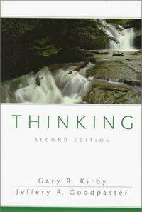 Thinking 2nd ed