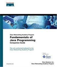 Fundamentals of Java programming companion guide