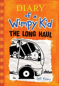 The Long Haul (Diary of a Wimpy Kid #9 Export Edition) (Paperback)