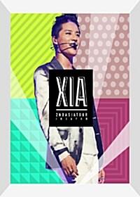 XIA(준수) - 2nd Asia Tour Concert Incredible : 한정판 (3disc+100p 포토북)