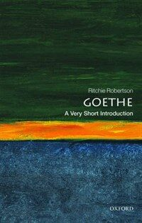 Goethe: A Very Short Introduction (Paperback)