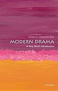 Modern Drama: A Very Short Introduction (Paperback)