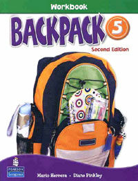 Backpack 5 Workbook with Audio CD [With CD (Audio)] (Paperback, 2)