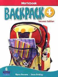 Backpack 4 Workbook with Audio CD [With CD (Audio)] (Paperback, 2)