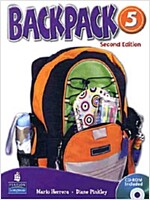 Back Pack 5 (Student Book + CD-ROM, 2nd Edition)