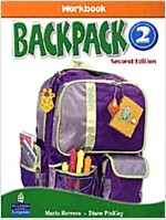 Backpack 2 Workbook with Audio CD (Paperback, 2)