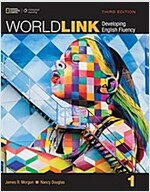 World Link 1 with My World Link Online (Paperback, 3)