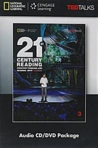 21st Century Reading DVD/CD Audio 3: Creative Thinking and Re (Audio CD)