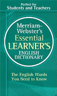 Merriam-Webster's Essential Learner's English Dictionary (Mass Market Paperback)