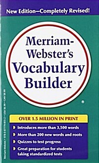 Merriam-Websters Vocabulary Builder (Mass Market Paperback, 2)