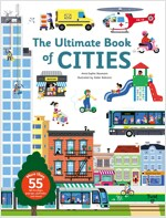 The Ultimate Book of Cities (Hardcover)