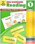 Skill Sharpeners Reading Grade 1 (Paperback)