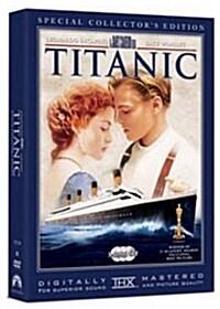 타이타닉 디럭스 콜렉션 에디션(3disc)