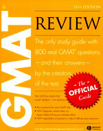 The Official Guide for Gmat Review (Paperback, 11th)