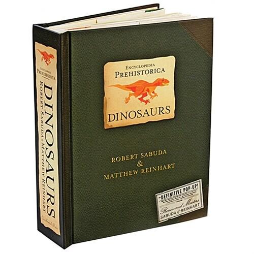 Encyclopedia Prehistorica Dinosaurs: The Definitive Pop-Up (Hardcover)