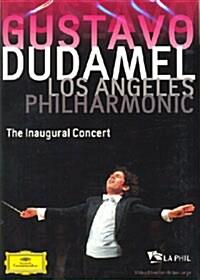 구스타보 두다멜 : LA 필하모닉 취임 콘서트