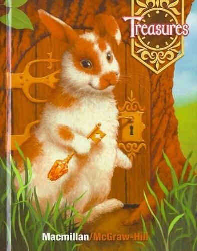 Treasures, Grade 1, Book 2 Student: A Reading/Language Arts Program (Hardcover)