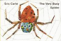 노부영 Very Busy Spider, The (Boardbook 원서 & CD) (Boardbook + CD)