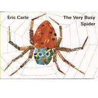 노부영 The Very Busy Spider (Boardbook + CD)