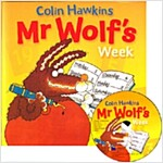 [노부영] Mr Wolf's Week (Paperback + CD 1장)